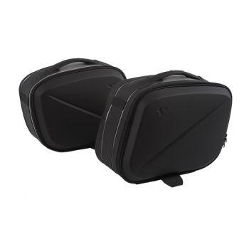 Maletas de viaje semirrígidas para compartimentos de carga laterales traseros