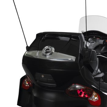 Embellecedor para compartimento de carga superior trasero
