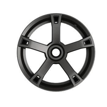 Embellecedores para ruedas - Negro intenso