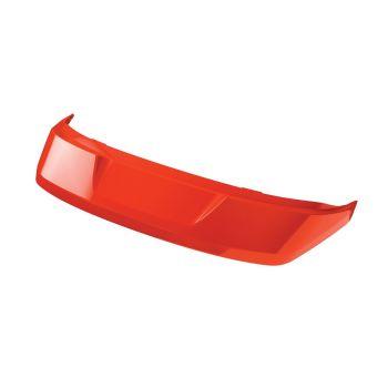 Deflector trasero - Rojo adrenalina
