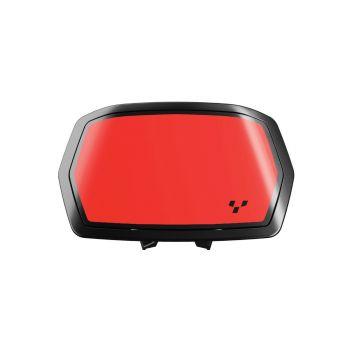 Adhesivo para deflector de indicadores - Rojo adrenalina