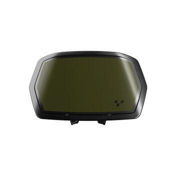Adhesivo para deflector de indicadores - Verde militar