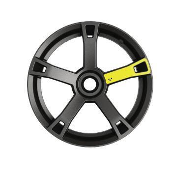 Adhesivos para ruedas - Amarillo eléctrico