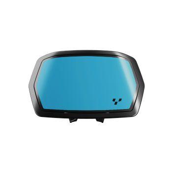 Adhesivo para deflector de indicadores - Azul bruma