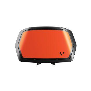 Adhesivo para deflector de indicadores - Naranja fuego