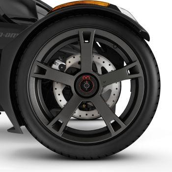 Adhesivos para ruedas - Camuflaje urbano