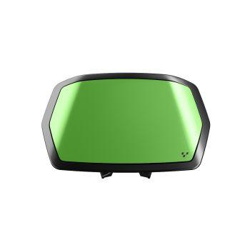 Adhesivo para deflector de indicadores - Verde supersónico