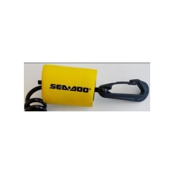 Cable de seguridad flotante D.E.S.S.™, estándar - Amarillo