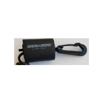 Cable de seguridad flotante D.E.S.S.™, GTX Ltd - Negro