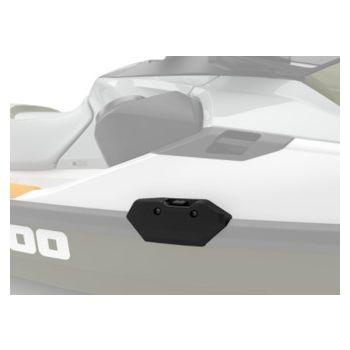Amarra plegable Speed Tie 2.0 - Negro
