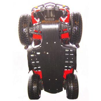 Protector de chasis de plástico - Outlander G1