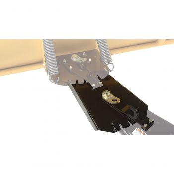Extensión de bastidor de empuje Alpine Super-Duty