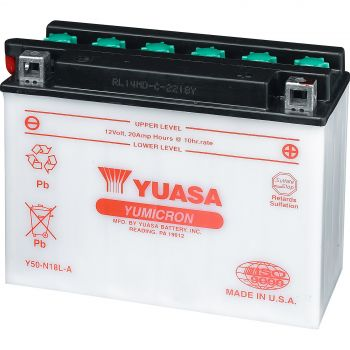 Batería Yuasa, 13 A húmeda