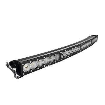 Barra de iluminación LED OnX6 Arc Series de 102 cm de Baja Designs
