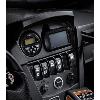 Adaptador de consola para radio y GPS