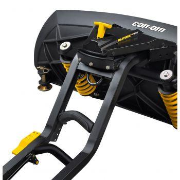 Bastidor de empuje para Alpine Flex con sistema de colocación rápida