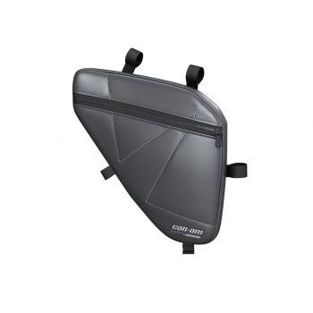 Almacenamiento acolchado para puertas deportivas de aluminio - Delante