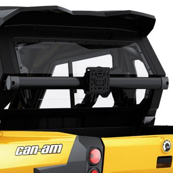 Adaptador de barra de equipamiento para ventana trasera
