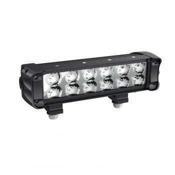 Barra de iluminación LED doble de 25 cm (60 W)