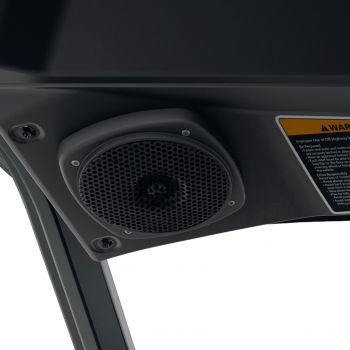 Sistema de audio elevado delantero
