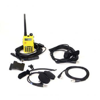 Sistema de comunicación entre vehículos de Rugged Radios