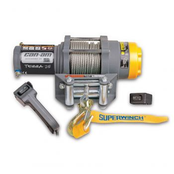 Cabrestante Can-Am Terra 25 de SuperWinch†