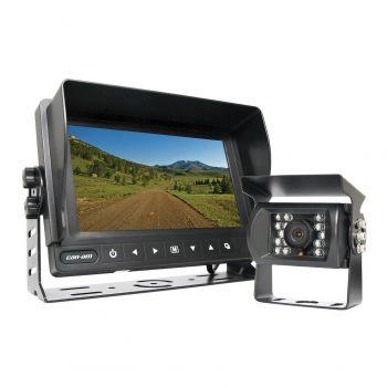 Kit de cámara y monitor auxiliar