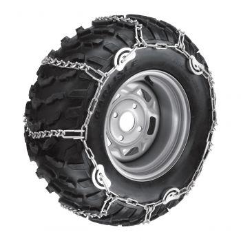 Cadenas para neumáticos traseros