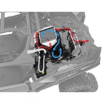 Kit de mejora de alta potencia de 172 CV para X3