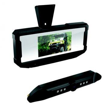 Rear View Mirror & Camera Monitor