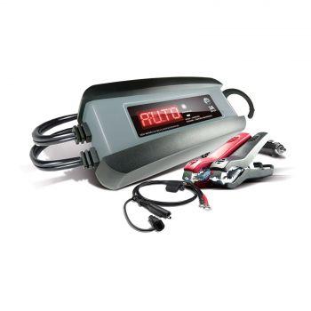 Cargador/Mantenedor de carga de baterías