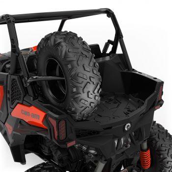 Soporte de rueda de repuesto Lonestar Racing