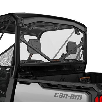 Rear Polycarbonate Window